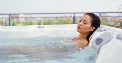 jacuzzi cu aromaterapie